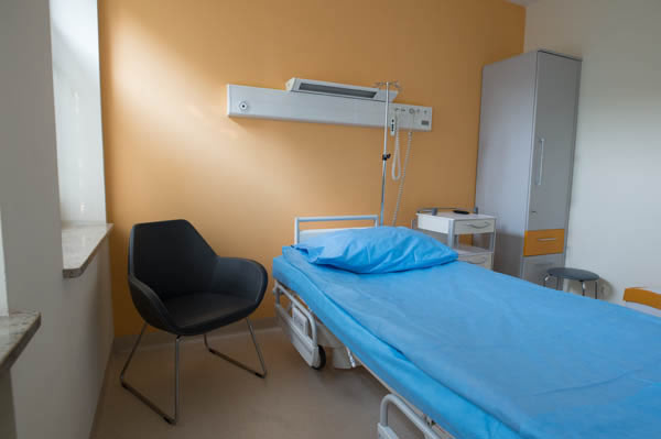 Komercyjne zabiegi szpitalne