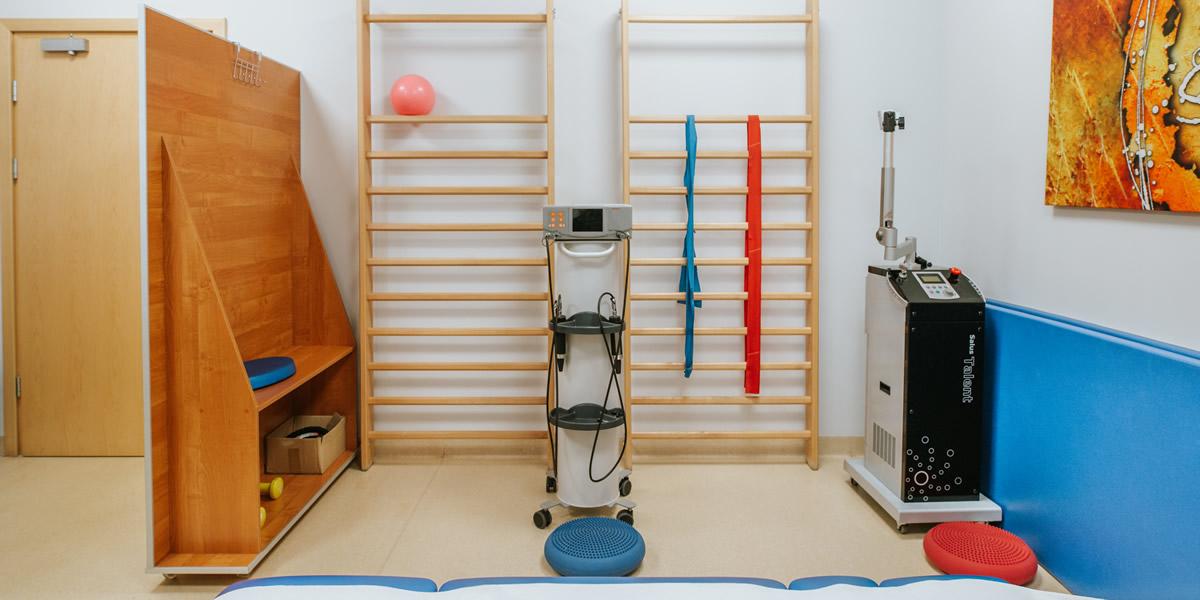 Popularne zabiegi rehabilitacyjne. Kinezyterapia