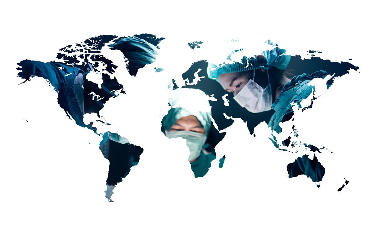 Chirurgia plastyczna na różnych kontynentach