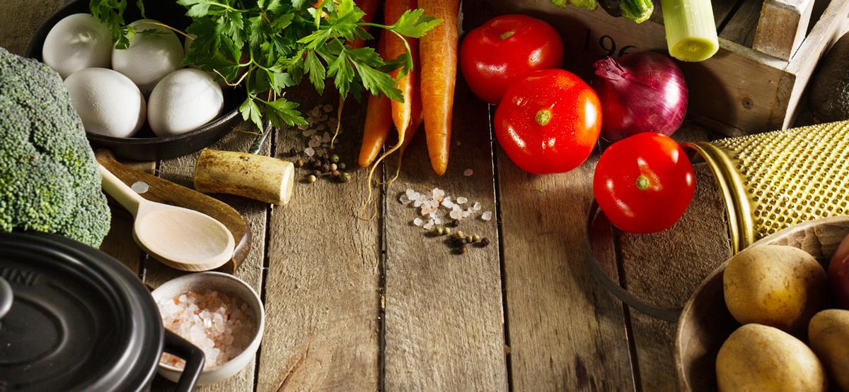 Dieta wiosenna oparta na produktach naturalnych