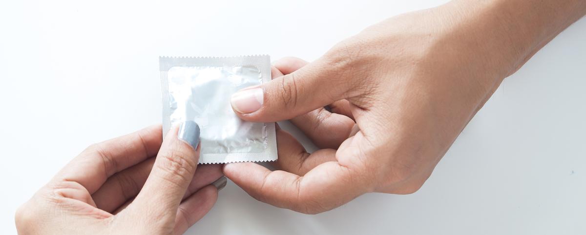 Prezerwatywa - jedyne zabezpieczenie
