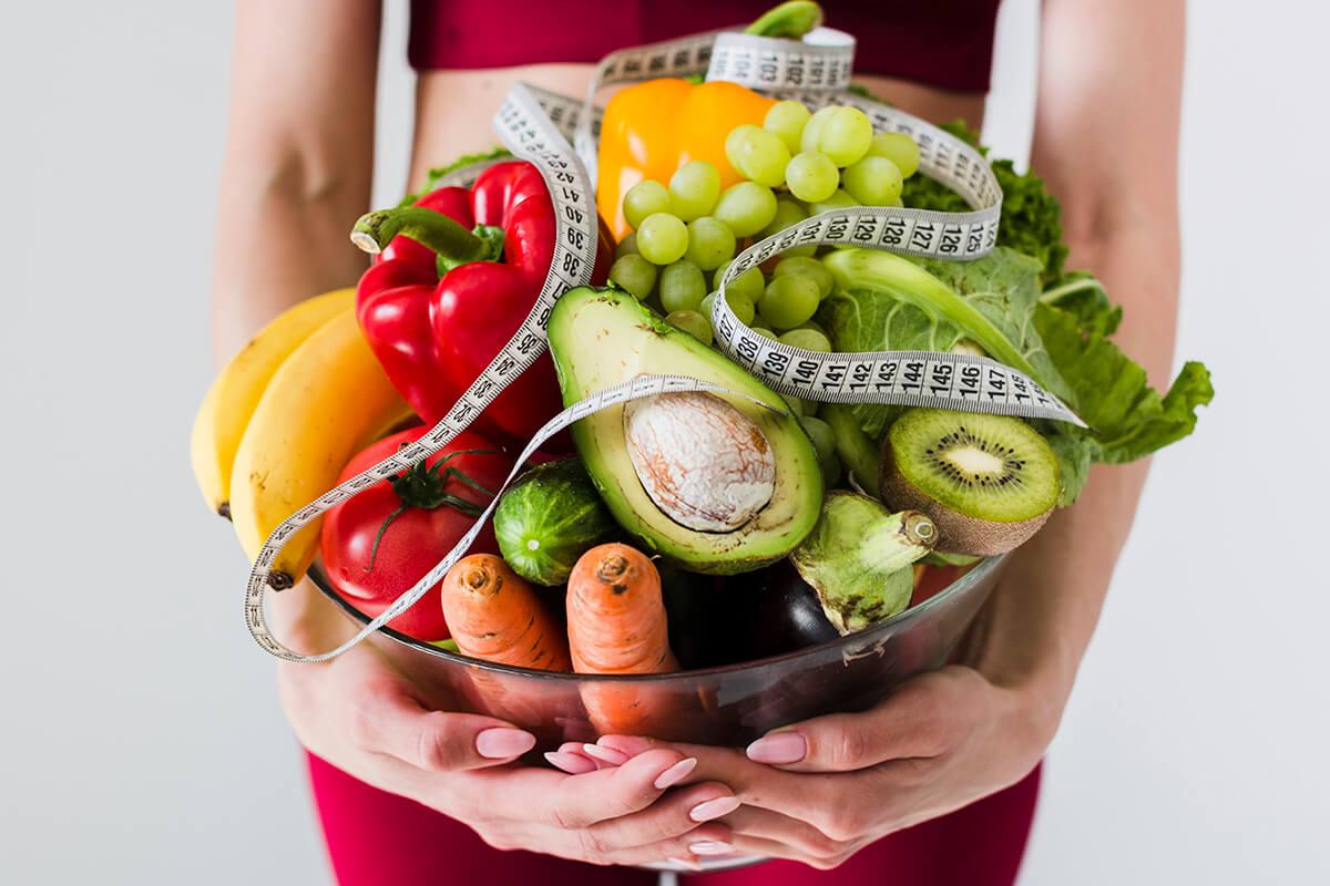 Zdrowe odżywianie podczas kwarantanny społecznej