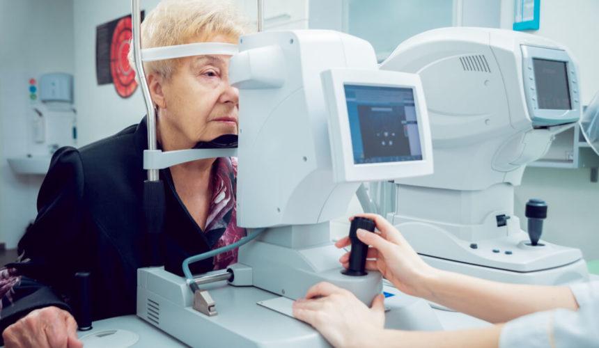 Czym jest badanie pola widzenia?